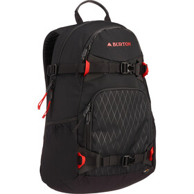 Burton Rider´s 2.0 25L Backpack Men, black cordura